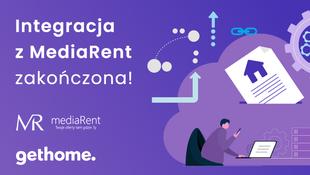 Publikuj swoje oferty z MediaRent na GetHome.pl