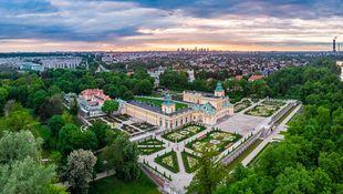 Wilanów Królewski - prestiżowe osiedle z historią