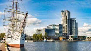 Śródmieście w Gdyni - dzielnica pełna życia?