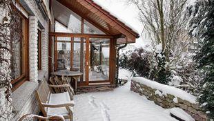 Urządzamy ogród zimowy