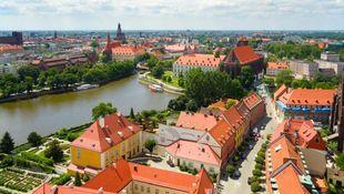 Plac Grunwaldzki z bogatą historią Wrocławia
