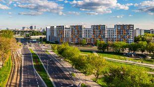 Słodowiec - mieszkaniowe osiedle Warszawy