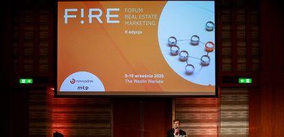 Jak wyglądała druga edycja konferencji F!RE - Real Estate Marketing Forum? Sprawdż na GetHome.