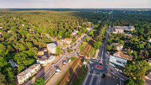 Radość - kameralne osiedle Warszawy