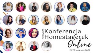Konferencja Homestagerek Online