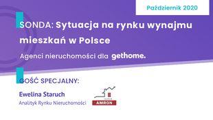 Rynek wynajmu mieszkań w Polsce - jesień 2020