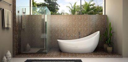 Aranżacja łazienki jest trudniejsza niż innych pomieszczeń. O czym warto pamiętać, planując remont łazienki?