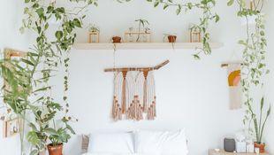 Dekoracyjny patent na mieszkanie – makrama