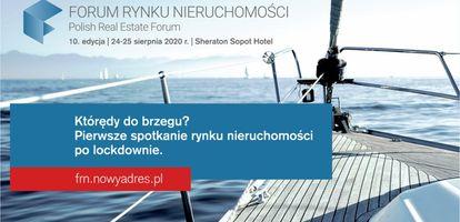 """Jaki będzie program 10 jubileuszowej konferencji """"Forum Rynku Nieruchomości""""? Sprawdź na GetHome.pl"""