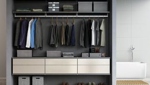 Garderoba - jak urządzić?