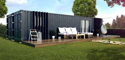 Jak wygląda kreatywne budownictwo? Czym są domy z kontenerów? Sprawdź porady eksperta na GetHome.pl