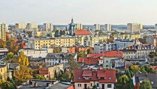 Szwederowo popularnym osiedlem Bydgoszczy